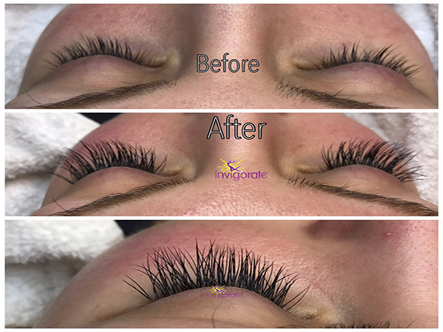 Eyelash Extensions, Lavish Lashes, xtreme