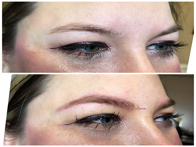 3D Embroidery, Eyebrow Microblading